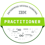 Enterprise Design Thinking Practitioner IBM